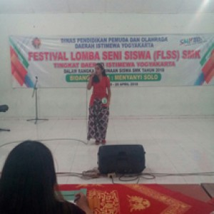 SMM Borong Piala Kejuaraan Festival Lomba Seni Siswa (FLSS) Tahun 2018